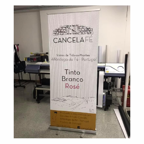 Roll-Up Cancela Fé
